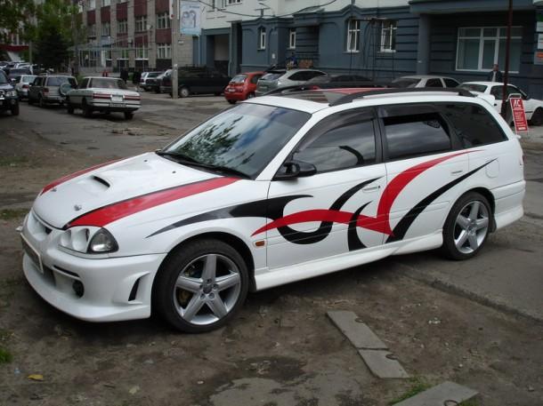 Toyota Caldina GT-T