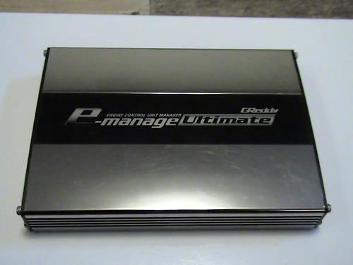 Подключение Greddy E-Manage ULTIMATE к Caldina GT-T ST215W 3S-GTE
