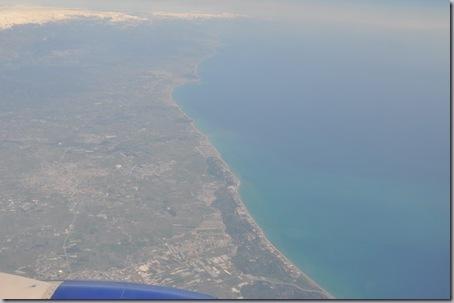 берег средиземного моря