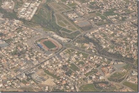 футбольный стадион на Кипре