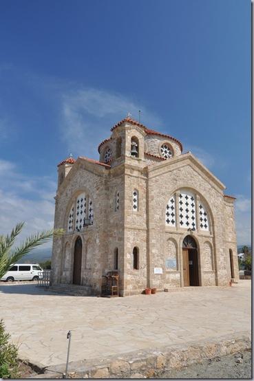 монастырь на кипре