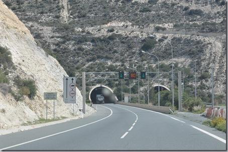 тоннель на кипре